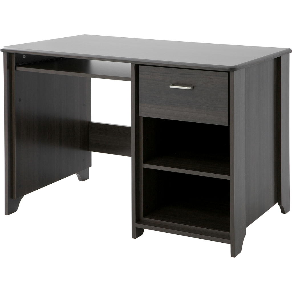 Bureau d 39 ordinateur tanguay for Petit bureau multimedia