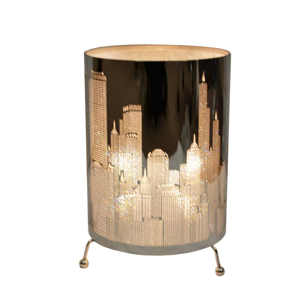 Lampe de chevet new york tanguay for Table de nuit new york