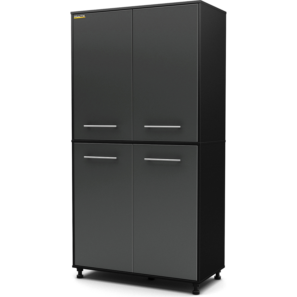 armoire de rangement pour garage tanguay. Black Bedroom Furniture Sets. Home Design Ideas