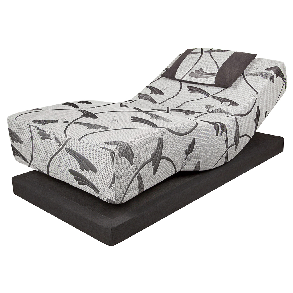 lit articul 30x80po avec matelas en viscose tanguay. Black Bedroom Furniture Sets. Home Design Ideas