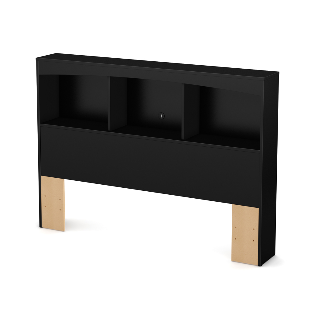 t te de lit biblioth que double 54po tanguay. Black Bedroom Furniture Sets. Home Design Ideas