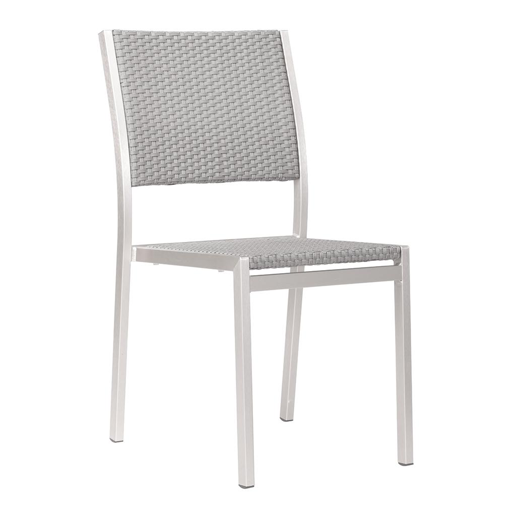Chaise empilable metropolitan tanguay for Liquidation meubles patio