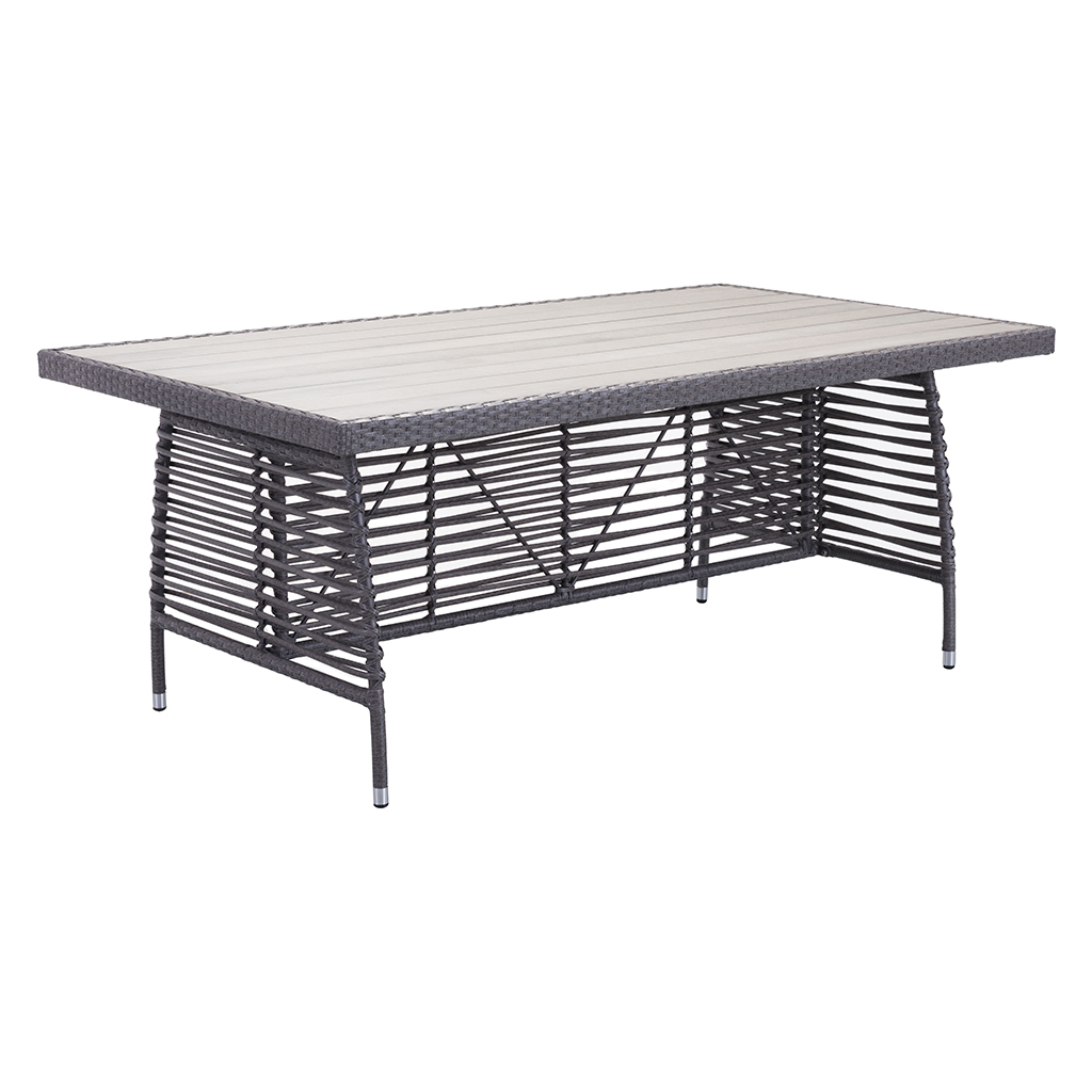 Table d ner de patio sandbanks tanguay for Ensemble patio liquidation