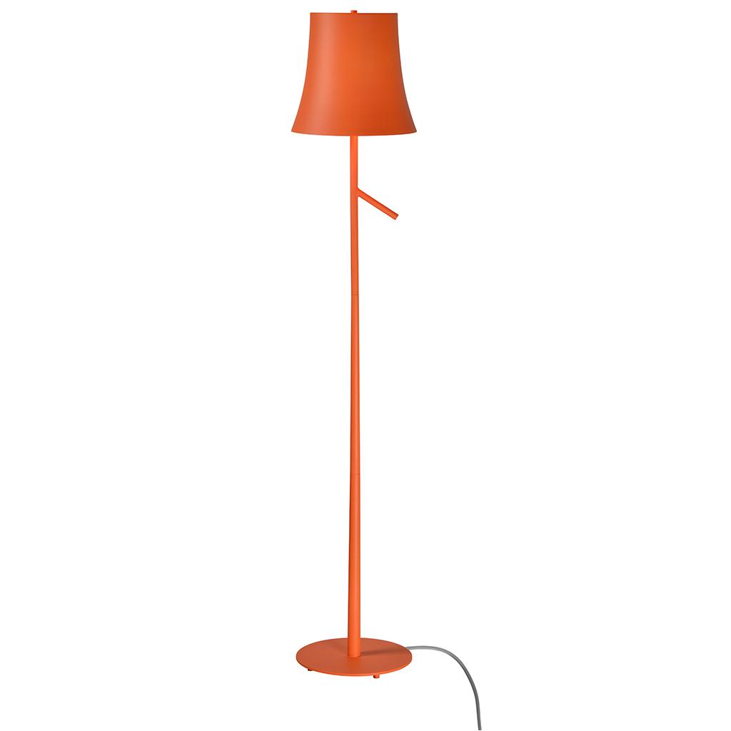 lampe de plancher orange tanguay. Black Bedroom Furniture Sets. Home Design Ideas