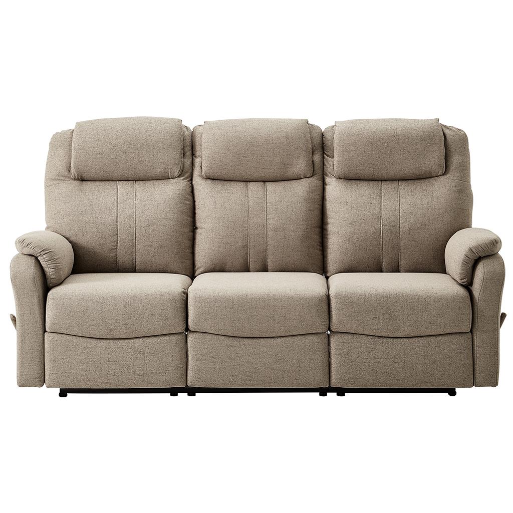 sofa tissu inclinable design contemporain tanguay. Black Bedroom Furniture Sets. Home Design Ideas