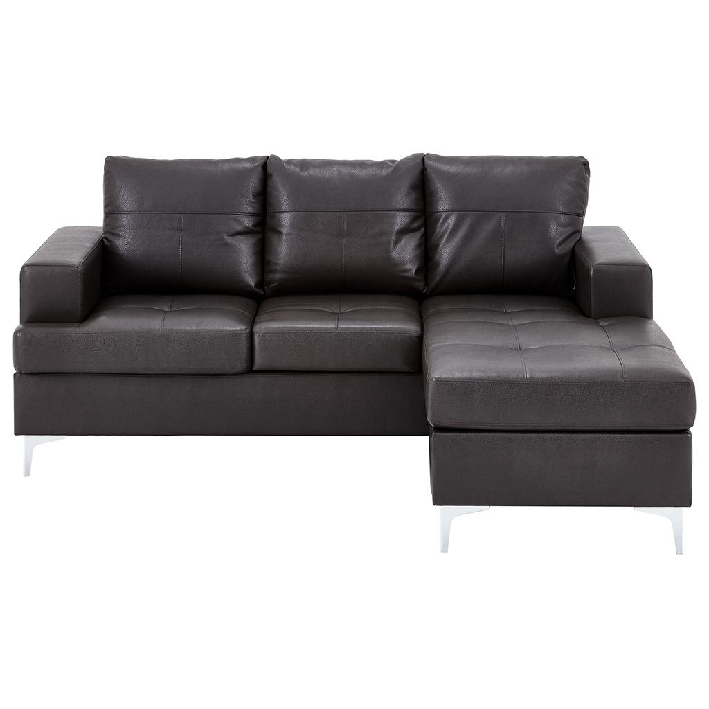 Sofa avec chaise longue tanguay for Divan et fauteuil