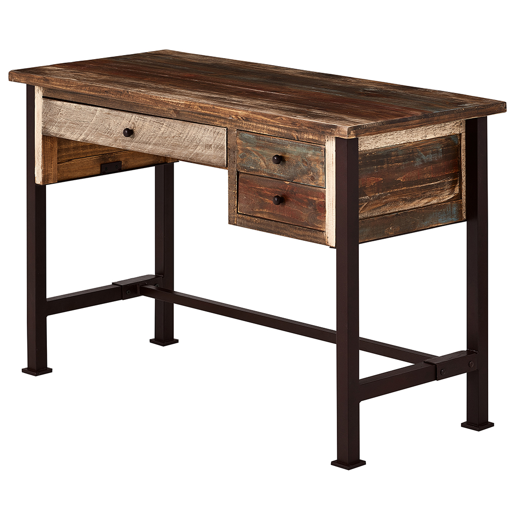 bureau travail antique tanguay. Black Bedroom Furniture Sets. Home Design Ideas