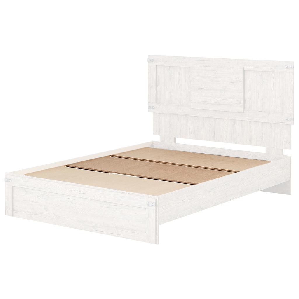 Panneaux base de lit grand lit tanguay for Lit grand lit