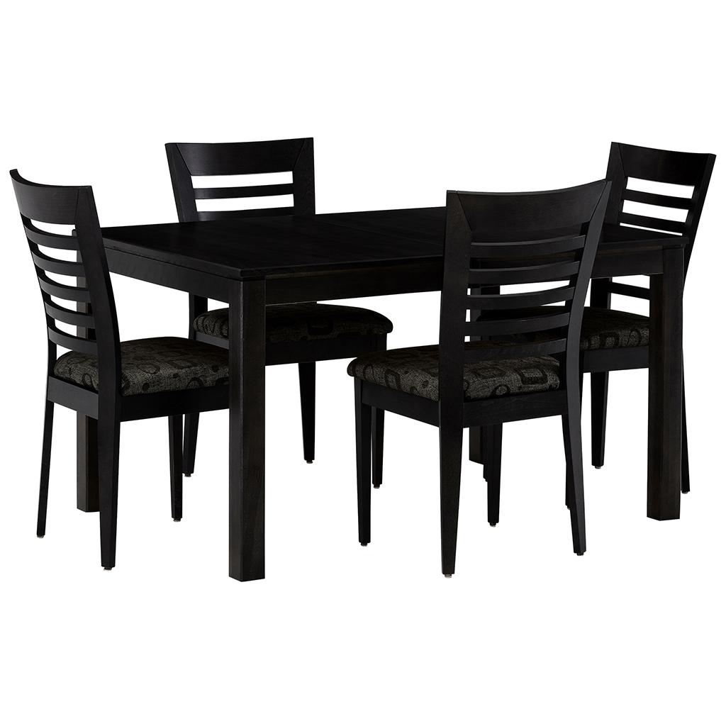 Ensemble de salle manger 5 mcx tanguay for Ensemble salon et salle a manger