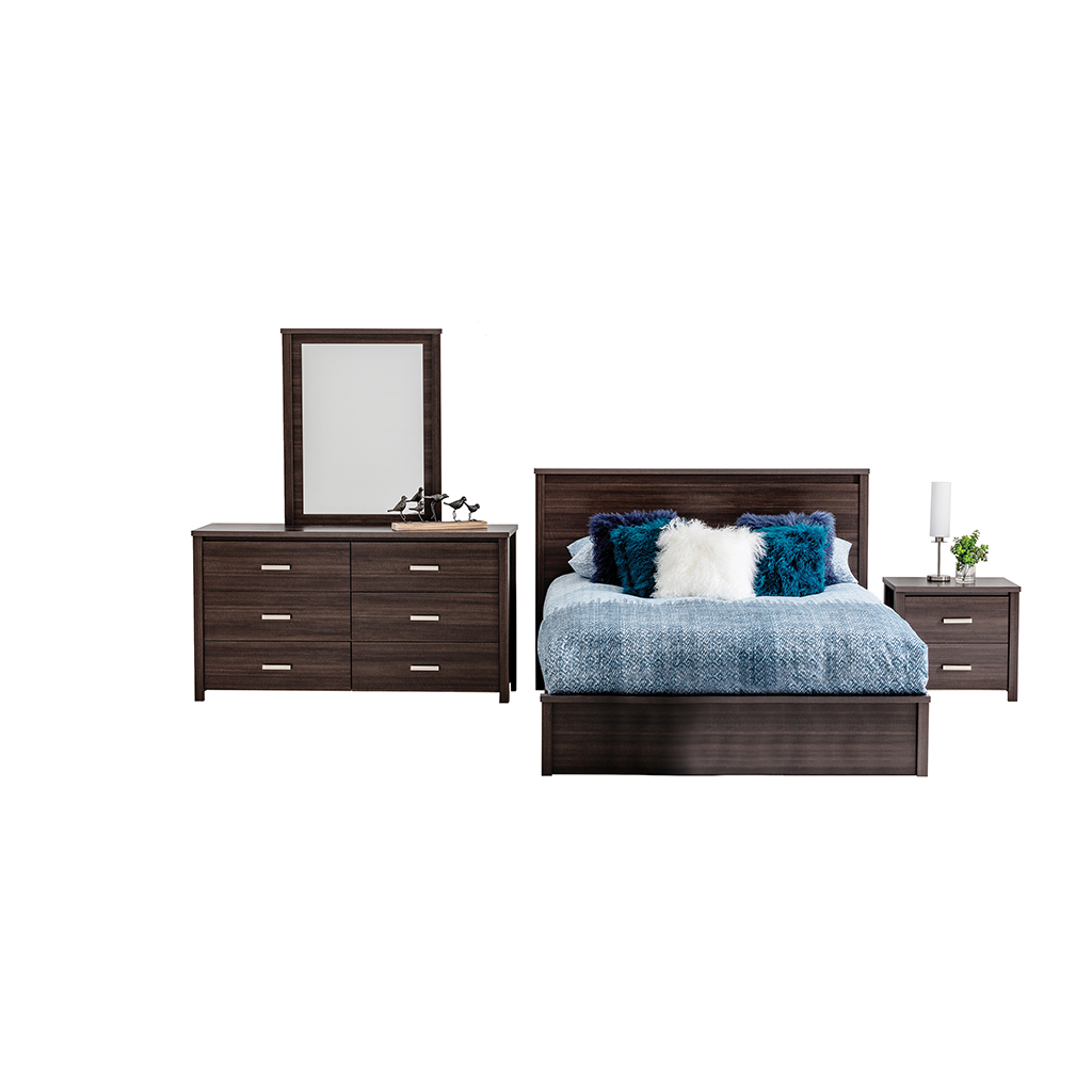 Mobilier de chambre coucher tanguay for Mobilier chambre coucher