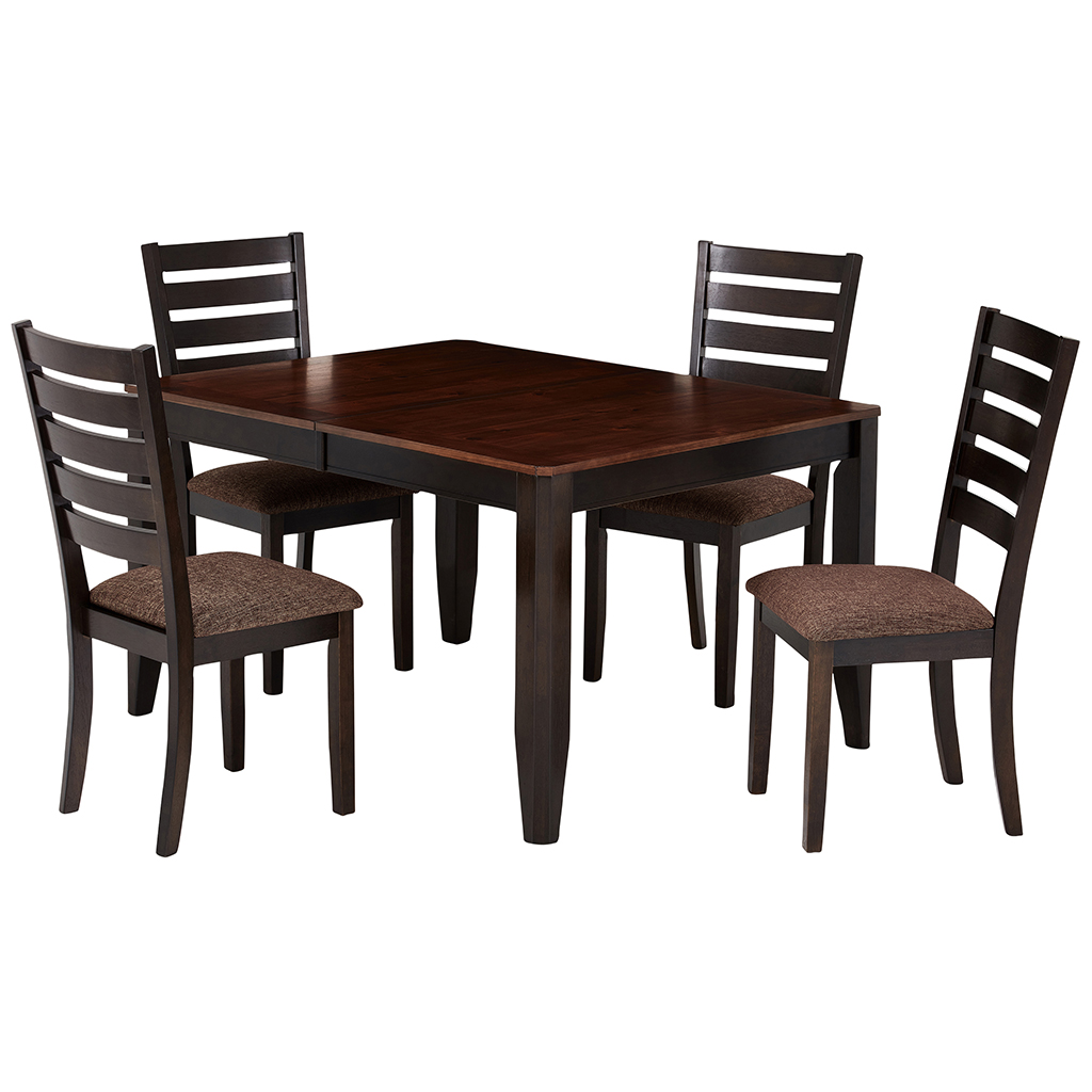 Ensemble de salle manger 5 mcx tanguay for Table de cuisine chez but