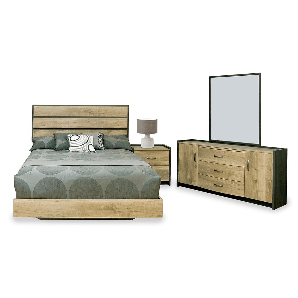 Mobilier de chambre coucher tanguay for Mobilier de chambre
