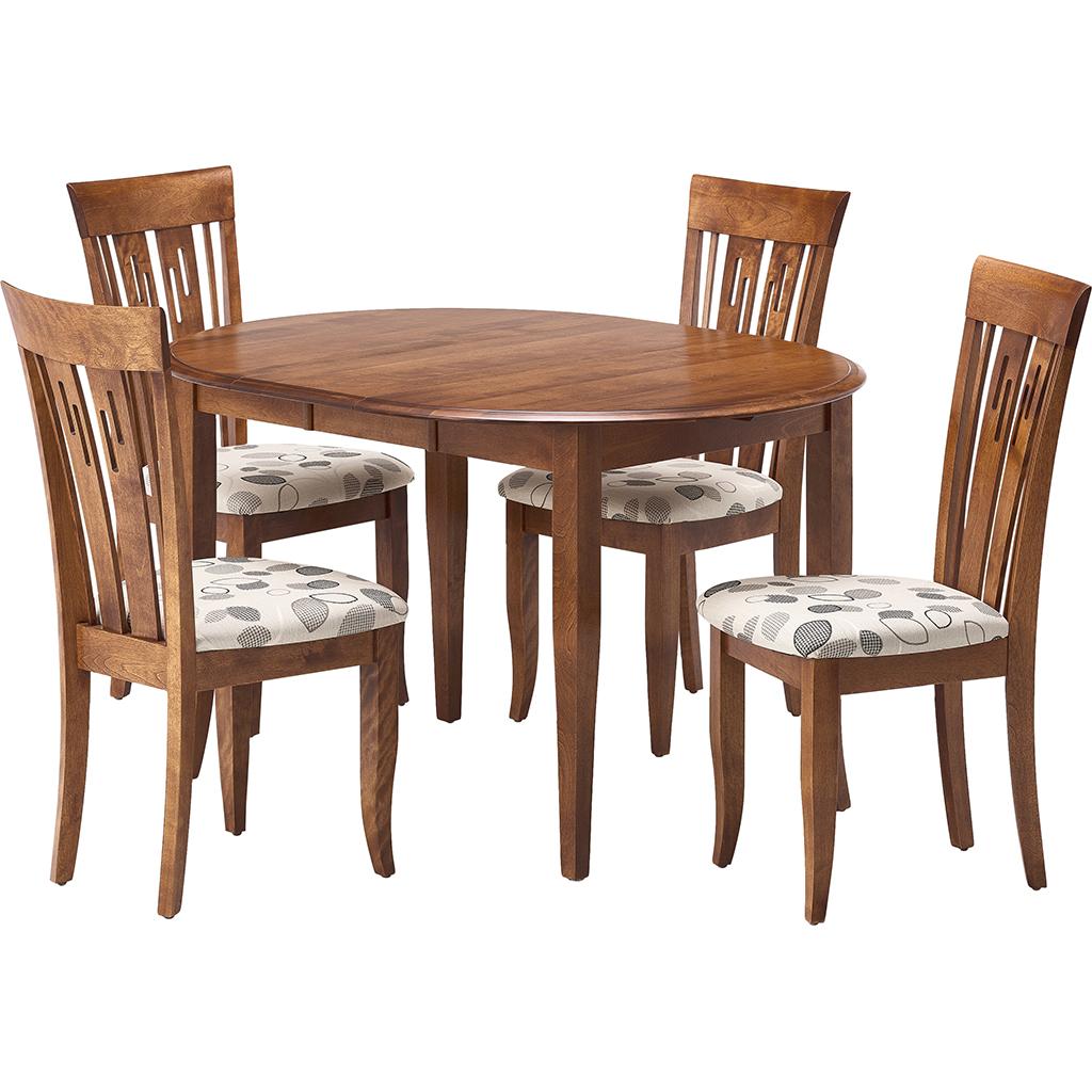 Ensemble de salle manger 5 mcx tanguay for Ensemble meuble salon salle a manger