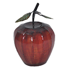 Pomme décorative en métal