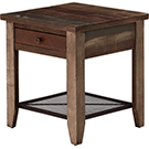 Table de bout