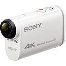 Caméscope 4K ACTION Wi-Fi avec accessoires