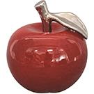 Pomme décorative en céramique