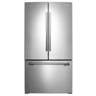 Réfrigérateur à double porte 25.7 pi3