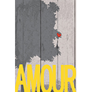 Toile Amour 24x36
