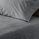 Ensemble de draps Percale 200 Très Grand lit King
