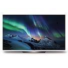 Téléviseur OLED 4K 4K Super UHD écran 55 po