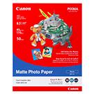 Papier photo mat 8.5x11 paquet de 50