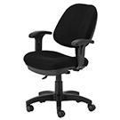 Chaise de bureau (avec bras)