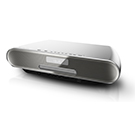 Microchaîne CD FM mémoire interne 4Go Bluetooth 40W