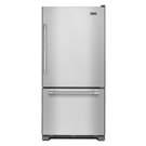 Réfrigérateur 18.7 pi.cu. congélateur en bas