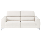 Sofa condo inclinable en tissu motorisé