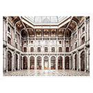 Cadre Porto au Portugal Palacio Da Bolsa 50x34po