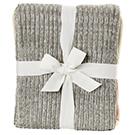 Jeté bas de laine collection chalet chic