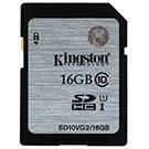 Carte mémoire SDHC 16 Go classe 10/ Uhs-1