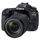 Caméra reflex EOS80D 18-135mm de 24.2MP vidéo 1080HD