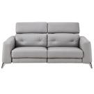 Sofa condo tête et pied inclinable électrique