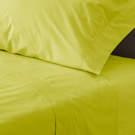 Ensemble de draps Percale 200 très grand lit