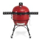 Barbecue au charbon Big Joe avec chariot sur roues