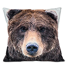 Coussin carré Ours