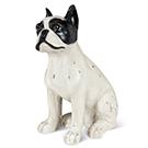 Statuette Boston Terrier