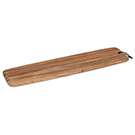 Planche de bois 30 po en acacia