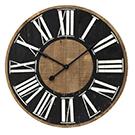 Horloge murale 35po