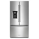Réfrigérateur à double porte 23,8