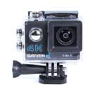 Caméra action 4K Wi-Fi 16MP étanche 30M télécommande
