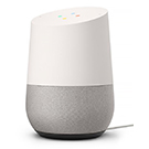 Haut-parleur intelligent à commande vocale Google Home