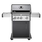 Barbecue Rogue 45 000 BTU avec réchaud