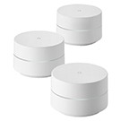3 routeurs sans fil Gigabit Google Wifi double bande