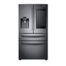 Réfrigérateur à double porte 27.7 pi.cu.