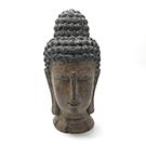 Tête Bouddha 5x5x10