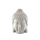 Tête de Bouddha 10 po