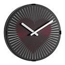 Horloge battement coeur